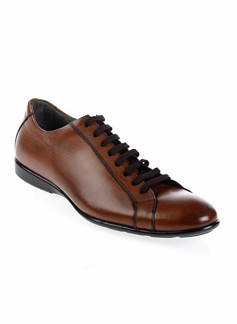 Derigo %100 Deri Casual Ayakkabı Taba
